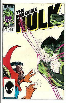 Incredible Hulk # 299 (Sept 1984), Vf-