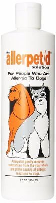 Allerpet D Dog Solution For People who are Allergic to Pet & Dander 12oz