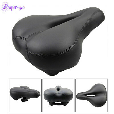 3D Gel Thick Soft Silicone Bicycle Bike Cycling Saddle Seat Cover Cushion Pad