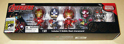 SDCC Avengers Age of Ultron Exclusive Collector's Set