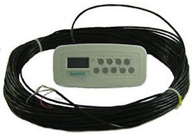 Jandy Zodiac 7227 Spa Link RS Spa Side Remote with 150' Cable - White