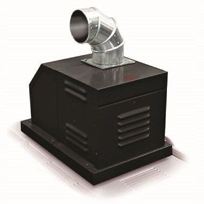 Raypak 009833 D2 Power Vent for Models 336 - 407 Pool Heater