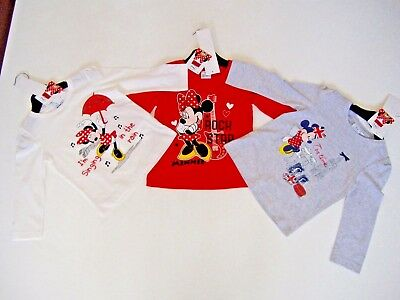 Girls Ex Store Cat Ears Cotton Top Ages 2-10 Years Jumper Party Size 1-5 Yrs