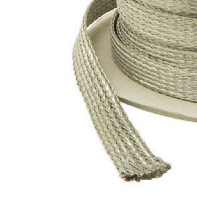 RAY-101-20.0 equivalent 1 metre Tinned Copper Sleeving Braid MBS 95-20.0mm