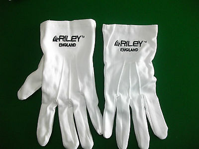 Snooker/Pool Referees White Gloves