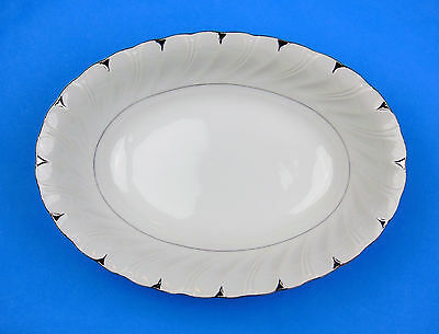 """10"""" Oval Vegetable Bowl, SUPERB Condition! Heirloom, Harmony House, 3512"""