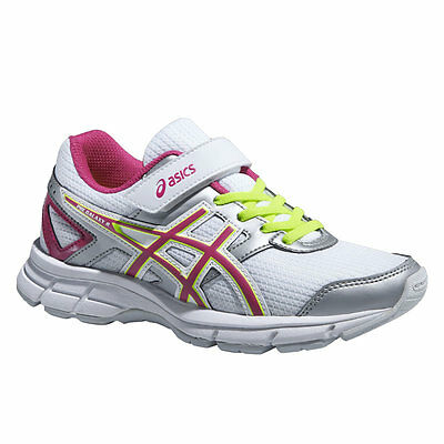 Asics Pre Galaxy 8 Ps Kids Youths Junior Running Sports Trainers Shoes Sizes