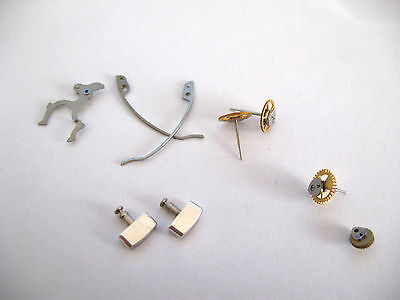 Excelsior Park 4,40 Assorted Watch Movement Parts
