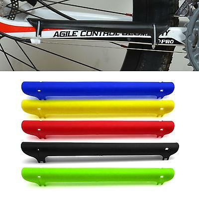 MTB Cycling Bicycle Bike Part Chain Chainstay Protector Plastic Care Cover Guard