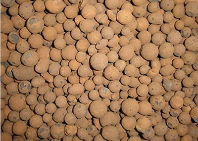 Clay Balls 2L/3L/5L/8L/10L/12L/15L Bags - Pebbles Pellets Plant Growing Medium