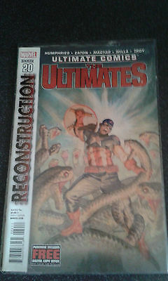 The Ultimates Issue 20