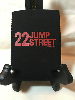 22 Jump Street Promotional Beer Cozy and Bottle Opener
