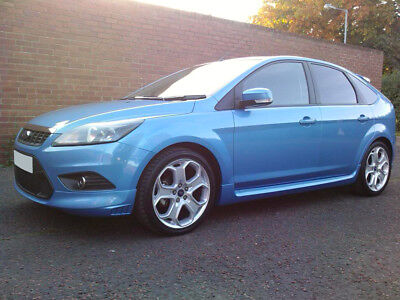 Ford Focus Mk2 Zetec S Look Body Kit