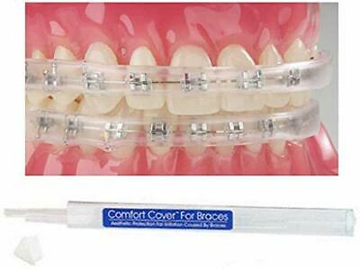 Comfort Lip Shield Cover / Mouth Guard - For Braces - Orthodontic - Dental