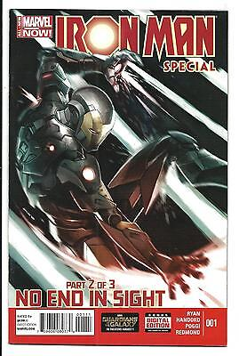 Iron Man Special # 1 (Marvel Now! - Sept 2014), Nm New