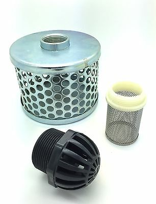 "Filters & Strainers For Ponds, Irrigation, Pumps & Valves 1/2"" to 6"" BSP"