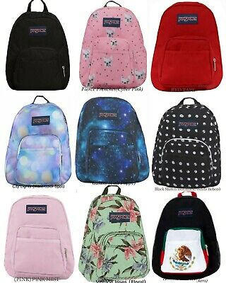 Mini Half Pint Jansport 100% Authentic Black,Pink,Purple