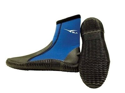 BLA Wetsuit Boots - Traditional - Modern Wetsuit Boot Marine Shoes Kayak Booties
