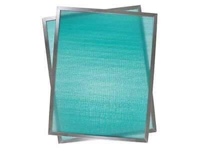 HONEYWELL 50000293-004 20x12.5 Filter for F300E & F50F (1 pack of 2 filters)