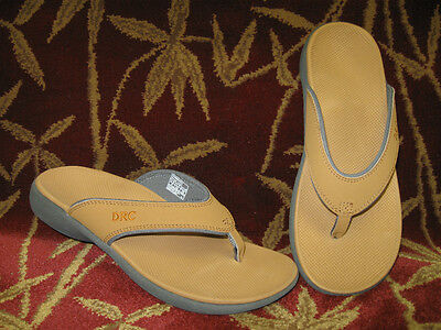 Dr. Comfort Orthotic Collin Men's, Arch Support Sandals, Flip Flop, Clearance