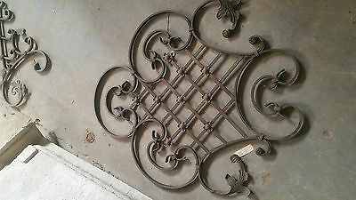 Ornamental Iron Piece Misc-S