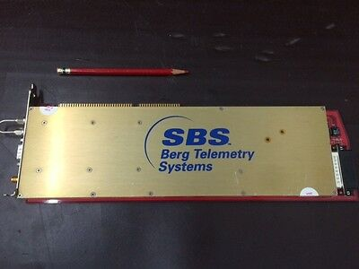 SBS Berg Model 4487 Telemetry Reciever