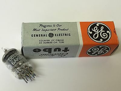 5654 6AK5W GENERAL ELECTRIC TUBE MILITARY SPEC VALVE   ad2L22