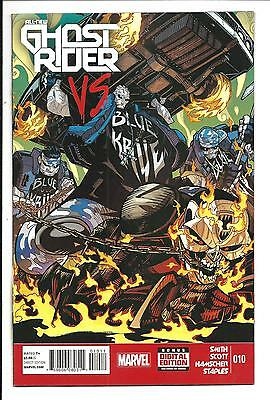 All-New Ghost Rider # 10 (Mar 2015), Nm New