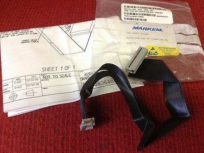 MARKEM - Part #33621BB - Smart Date 2i Ribbon Cable - NEW