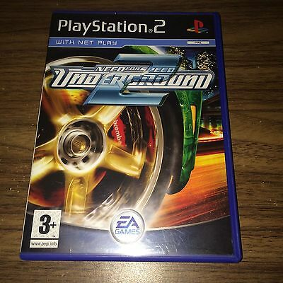 need for speed underground 2 playstation 2. Black Bedroom Furniture Sets. Home Design Ideas