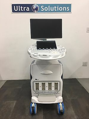 GE Voluson E6 BT16 Ultrasound System