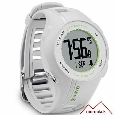 Garmin Approach S1 GPS Golf Watch & Range Finder 7,400 European Courses - White