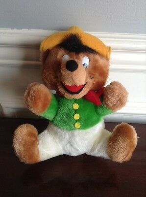 "Vintage 1993 Speedy Gonzales Looney Tunes Plush 9"" Tall 24K"