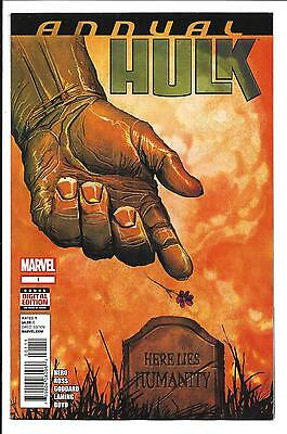 Hulk Annual # 1 (Nov 2014), Nm New