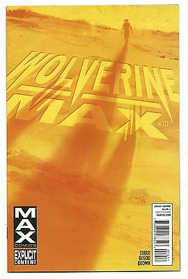 Wolverine Max # 10 (Explicit Content, Oct 2013), Nm
