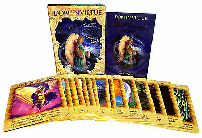 Angel Therapy Tarot Cards Oracle Deck Doreen Virtue Psychic, Body, Mind, Spirit
