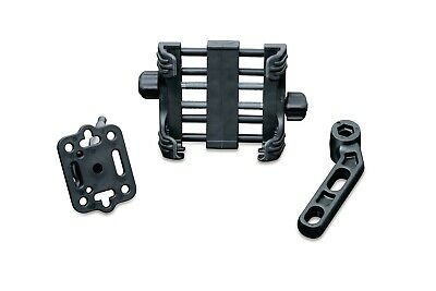 Kuryakyn Tech-Connect® Clutch/Brake Perch Mount Large Device Mounting System