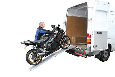 Folding Aluminium Loading Ramp for Motorcycle up to 340 kg
