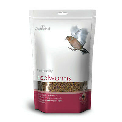 Chapelwood Mealworms 100g