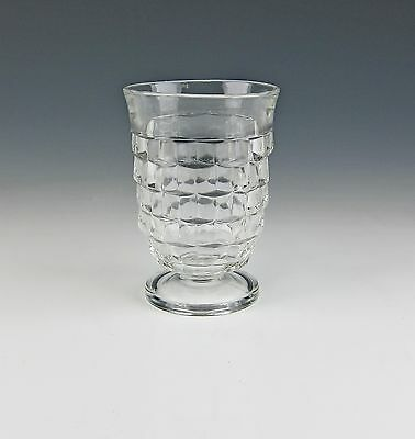 Colony Glass WHITEHALL-CLEAR Juice Glass(es)Multi Avail  EX