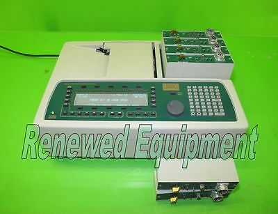 Astro-Med Grass Instruments Dash IV 7400 Physiological Recorder  tested