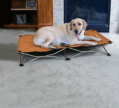 The Portable Pup - Large Pet Bed - Tan