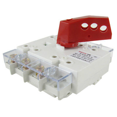HGL-80/3 AC 380V 80A 3 Pole Isolation Disconnect Switch