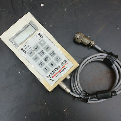 Torque Control Specialists Transducer Read Out System TRS2D053
