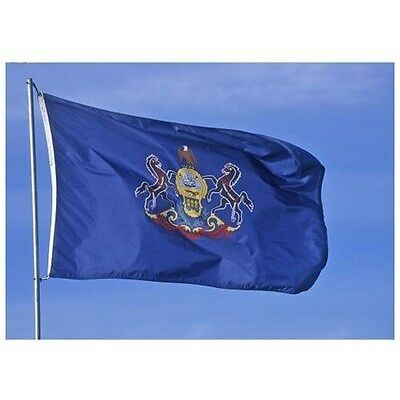 NEW 3x5 ft PENNSYLVANIA STATE OF FLAG