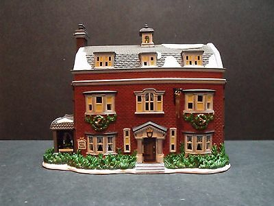 """Dept 56 Dicken's Village """"gad's Hill Place"""" - #57535 - New In Box"""