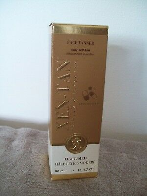 XEN-TAN Fresh Face Tan weekly daily use self-tan Medium 80ml