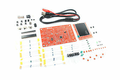 JYE-Tech DSO138 Digital Oscilloscope Kit 13803K Unsoldered DIY DS0 Flux Workshop