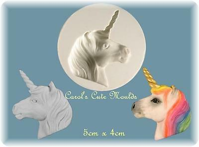 Cake Decorating: Stunning Unicorn  Silicone Mould Cupcake/cake Toppers