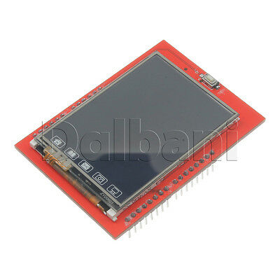 2.4 inch TFT LCD Module Mcufriend LCD Controller Board Arduino Compatible